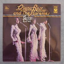 """Diana Ross & The Supremes - Baby Love, 1973 12"""" LP, MFP Sounds Superb SPR 90001"""