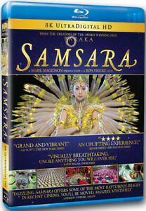 Samsara [New Blu-ray]