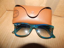 Ray- Ban Wayfarer Hand Made In Italy RB 2040-1042/32 50023 2N Blue Sunglasses
