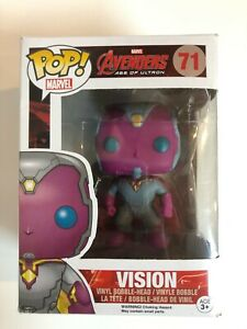 Pop Marvel Avengers Age of Ultron Vision #71