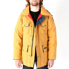 Levis Banff Parka Canada Goose Down Limited Edition Rare 1 of 300 Made Men Sz XS
