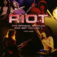 Riot - THE OFFICIAL BOOTLEG BOX SET VOLUME 1: 1976-1980 [CD]