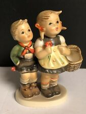 New ListingHummel Goebel Hum 49 To Market Boy Girl Figurine West Germany