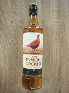 Famous Grouse Blended Scotch Whisky 0,7 L 40% ungeöffnet 2014