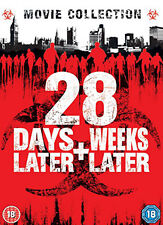 28 WEEKS LATER / 28 DAYS LATER - DVD - REGION 2 UK