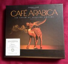 CAFE ARABICA - THE CREAM OF ARABIENT CUISINE - DELUXE 2CD BOX SET
