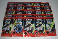 LEGO Ninjago Serie 5 Trading Card Game - 25 Booster Neu & OVP