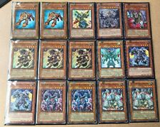 "Yugioh: 43 cards Gladiator Beast Deck ""Tournament Ready"" **HOT**"