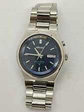 Seiko 4006-6089 Bel-Matic Alarm Stainless Steel Automatic Watch - 38mm