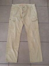 ESPRIT    Chino  Slim fit    Cargo Pants    Beige   Size 34