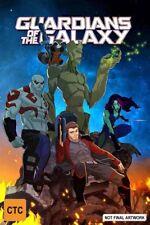 Guardians Of The Galaxy : Season 2 (DVD, 2018, 4-Disc Set)