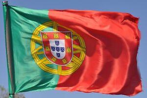 Giant Portugal Portuguese Flag Bandeira de Portugal