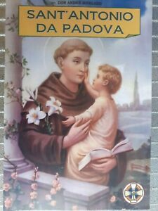 Fumetti Sant Antonio da Padova Crociata Eucaristica Italiana Religione 🤩🤩