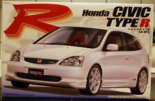 Fujimi 039879 2001 Honda Civic LA-EP 3 Type R JDM 1:24