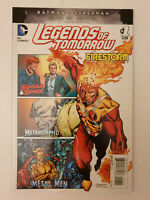 Legends of Tomorrow #1 Special NM 1st Print DC Firestorm Metamorpho