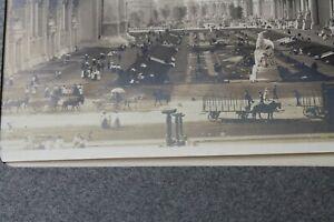 rare 1904 St Louis Worlds Fair beautiful night lights photograph Album photos