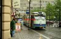 PHOTO  NORWAY OSLO 1993 TRAM STORTORVET 292
