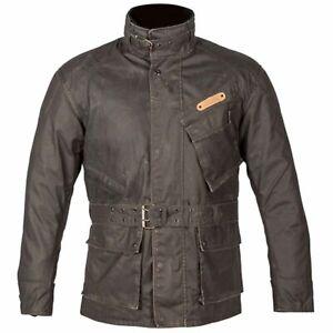 Spada Kidderminster Motorcycle Motorbike Textile Touring Jacket - Charcoal