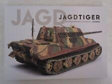 Jagdtiger Building Trumpeter's 1:16th Scale Kit by AFV Modeller