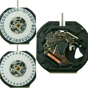 VX42E Date at 3' Movement Date at 6' O'Clock Movement Quartz Watch Repair Parts