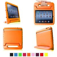 For Apple iPad 2 / 3 / 4th Gen w/ Retina Display Case Handle Stand Kids Friendly