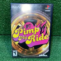 Pimp My Ride Sony (PlayStation 2 2006) Video Game