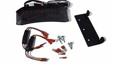 Honda Ruckus R1 CLEAR LED Tail Light Kit