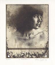 """Klaus Böttger, """"Monika VI"""", 1977, Radierung nummeriert und handsigniert"""