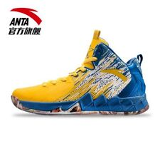 0a8411049391f Men s Anta KT2 Basketball Shoes 2017 PLAYOFFS 3 Colors Klay Thompson  Warriors