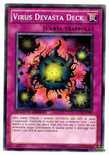 VIRUS DEVASTA DECK DEVASTATION VIRUS GLD4-IT049 Comune in Italiano YUGIOH
