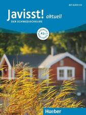 Javisst! aktuell A1. Kursbuch + Arbeitsbuch + Audio-CD - Claudia Eberan