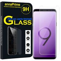 """1 Film Verre Trempe Protecteur Protection pour Samsung Galaxy S9 Plus 6.2"""""""