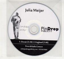 (HE610) Julia Meijer, Ocean - DJ CD