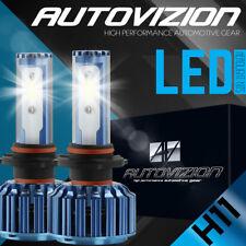 AUTOVIZION LED HID Headlight Conversion kit H11 6000K for 2003-2016 Volvo XC90