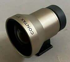 CONTAX GF-21 21mm Viewfinder for G1 G2 Camera Zeiss Biogon 21/2.8 lens