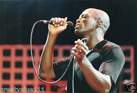 SEAL PHOTO UNIQUE 1996 LONDON HUGE 12 INCH COLOUR IMAGE UNRELEASED  COLLECTIBLE