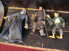 Lord of the Rings lot of 3 fgures Gandalf Gimli Frodo