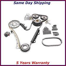 Timing Chain Kit Fits: 99/07 SUSUKI GRAND VITARA  2.5L  2.7L