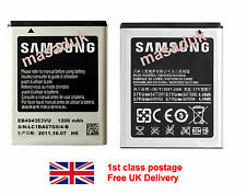 New Replacement Battery for sam Galaxy MINI S5570 / S7230E WAVE 1200 mAh