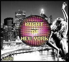 CD nuovo NIGHT IN NEW YORK doppio cd