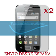 2x Protector of Screen Samsung Galaxy Ace S5830