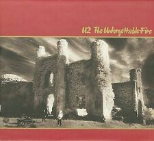 The Unforgettable Fire [Limited Edition] by U2, 2CD, 1 DVD