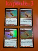 4x Mogg Fanatic | FOIL | PDS Fire and Lightning | MTG Magic Cards