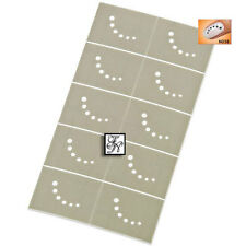 Nailart Schablone Nr.038 / Für UV Gel Nagel-Lack Stamping Schablone Stempel