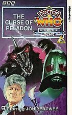 Doctor Who - The Curse Of Peladon (VHS/H, 1995)