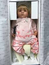 Regina Swialkowski Resin Puppe 64 cm. Top Zustand