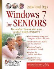 Windows 7 for Seniors (Computer Books for Seniors Series),Studio Visual Steps