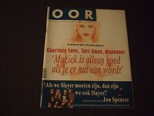 Rare MADONNA OOR Dutch Magazine 1994 October SCARCE Collectible Coutney Love