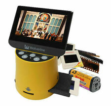 Wolverine F2DTITAN Titan 8-in-1 Film to Digital Converter