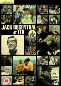 Jack Rosenthal At ITV 5-Disc Collection Dvd Brand New & Factory Sealed (1961)